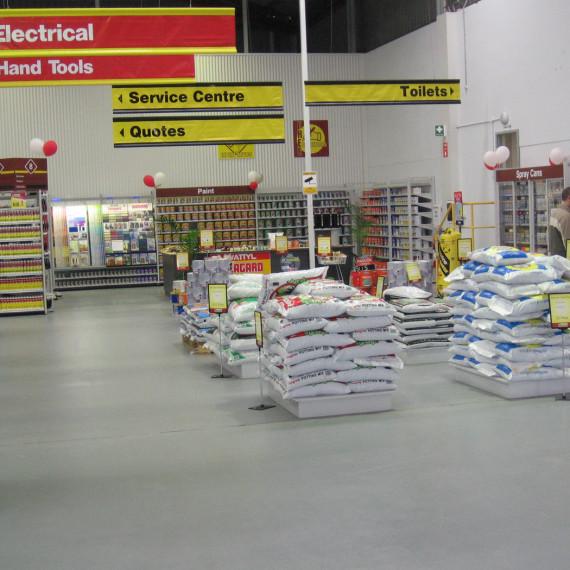 Commercial floor sealer Perth