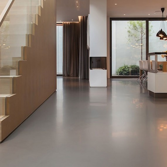 Garage floor sealing concrete sealing epoxy flooring for Residential flooring
